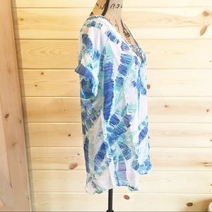 Francesca's Collections Swim - Francesca's Collection Swim Cover Up Sm/Md NWT
